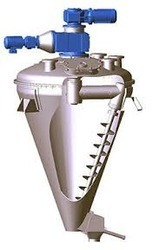 Nauta Mixer With Single Rotary Arm Screw
