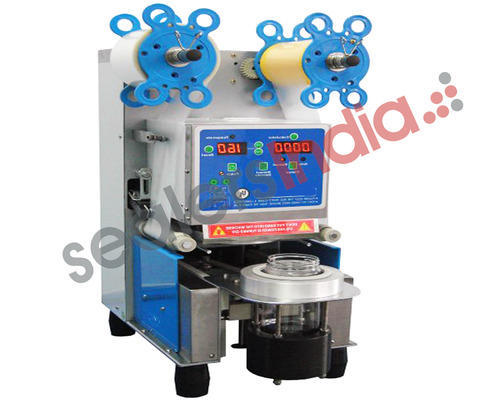 Automatic Cup Amp Tray Sealing Machine Bubble Tea Boba