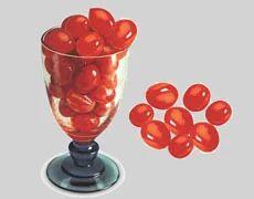 Candied Karonda Cherries