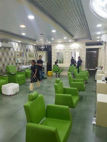Salon Spa Interior Designing Services In Rajouri Garden Delhi