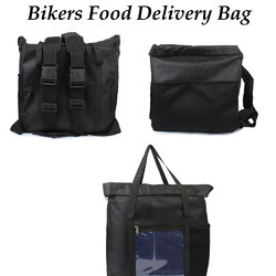 6f63917395dc Manufacturer of Hotmaxx Thermal Insulated Food Delivery Bags with  Complementary Belt Pouch   Free