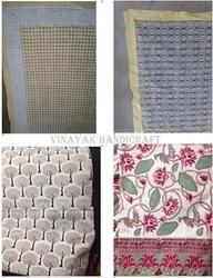 Multi Design Block Printed Fabrics
