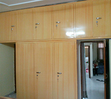 Wall Cupboards - Bedroom Wall Cupboards Manufacturer from Mohali