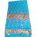 Fancy Embroidered Saree