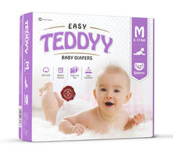 Teddyy Easy Baby Diapers