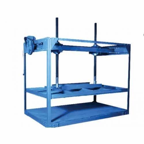 Semi-Automatic Sheet Pressing Machine