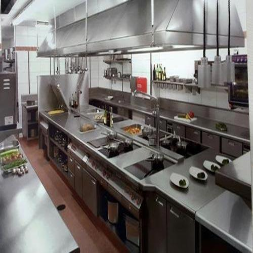 Stainless Steel Kitchen Equipment, Aahar Kitchen