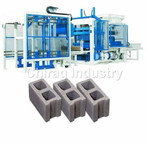 CI 320 Hollow Block Making Machine