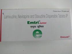 Emtri Junior - Lamivudine, Nevirapine & Stavudine