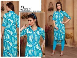 Exclusive Printed Kurti