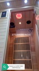 Infrared Sauna Room 1 Person Model No Si-pro100k2 'Series'
