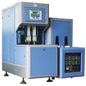 Semi Automatic PET Bottle Blowing Machine with touch screen panel
