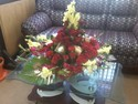 Meeting Table Flower Bouquet