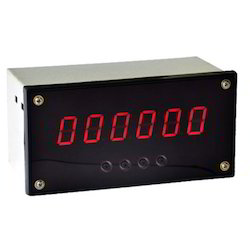 6 Digit Display Counter