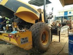 JCB VM115 Complete Machine Service