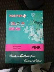 75 Gsm Colour Paper