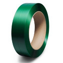 Zeal Polymers Dark Green Plastic Bracket Pet Strap Roll, For Packaging