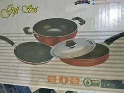 Arixy Nonstick set