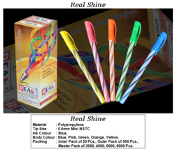 Real Shine Ball Pen