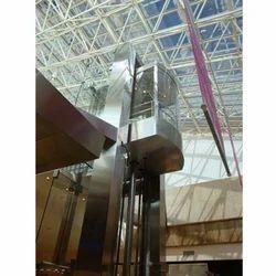 Industrial Hydraulic Elevator