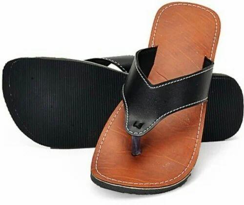 clbohara Men Black Slippers, Rs 129