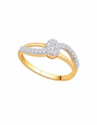 Gili Diamond Ring Prl044vvs Gh At Rs 32288 Piece Gili Diamond