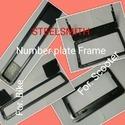Number Plate Frame