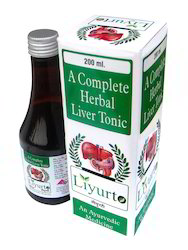 Herbal Liver Tonic syrp