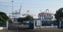 Handling Of Transhipment Containers