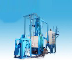 Airless Tumblast Machine Shot Blasting Machine