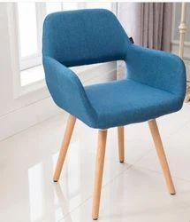 Blue Restaurant Chair