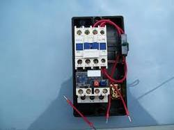 Electric starter dol single phase starter wholesale for How does a single phase motor work