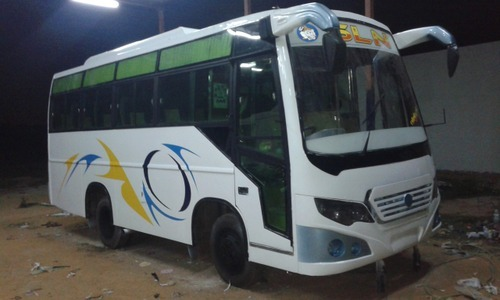 Automobile Coach Building Bus Body Building Manufacturer From Bengaluru