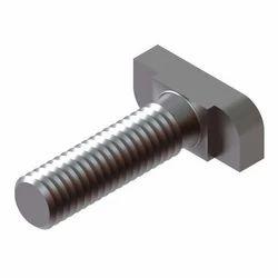 Mild Steel Din T Head Bolt, For Industrial