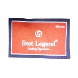 Computerized Garments Label