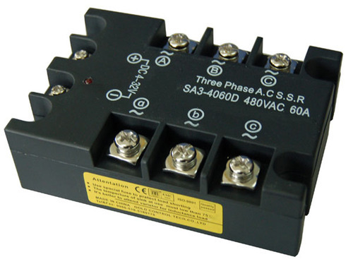 three phase solid state relay, ssr columbus industrial corpthree phase solid state relay