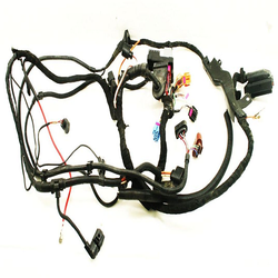 full wiring harness car wiring diagram general Mustang Headlight Wiring Harness