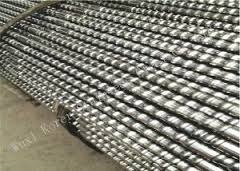 Stainless Steel 316L Corrugated Tubes