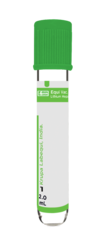 Lithium Heparin Vacuum Blood Collection Tube