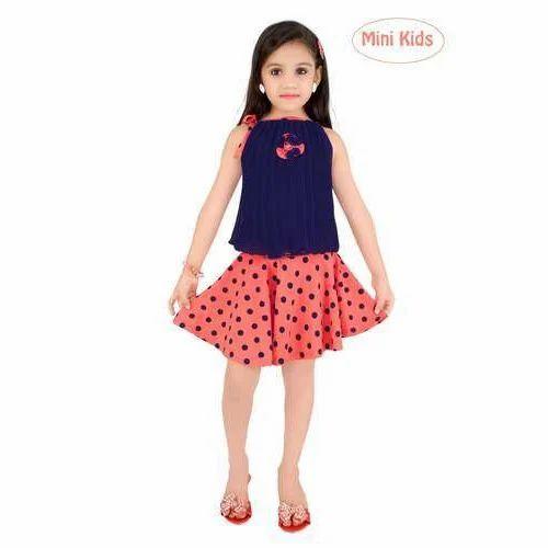 a5f651806e Girls Fancy Skirt Top | Mini Kids | Manufacturer in Dadar West ...