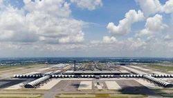 Suvarnabhumi Airport Construction Services