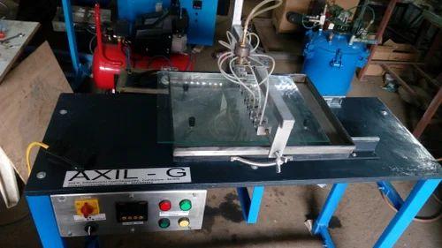 Domed Sticker Making Machine