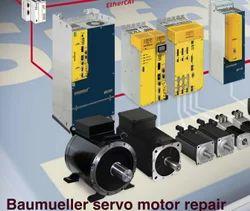 Baumueller Servo Motor Repair