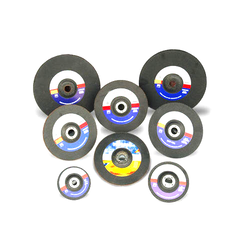 Round DC Wheels
