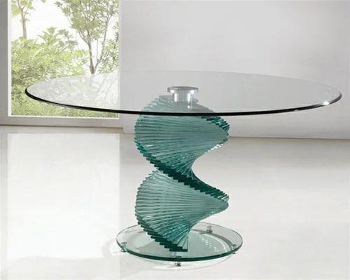 Glass Tea Table Manufacturer From Kolkata