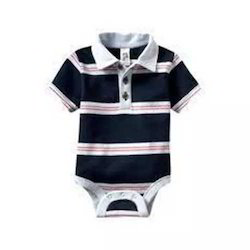 Cotton Interlock Kids Rompers