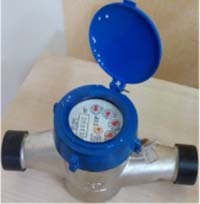 Malhar TEP SS Water Meter, Size: 1/2 inch