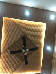 poly vinyal Film Coated PVC Panel False Ceiling, for Residential & Commercial