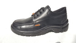 PU皮革安全鞋