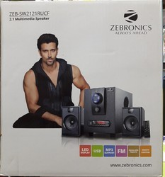 2.1 Home Theatre Music System